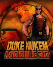 Duke Nukem Mobile 3D (176x208)